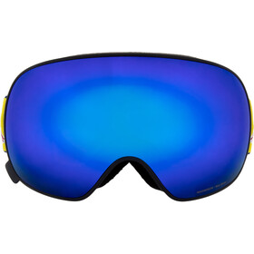 Red Bull SPECT Magnetron Goggles, black/blue snow